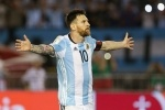 Highlights Argentina 1-0 Chile: Dấu ấn Messi