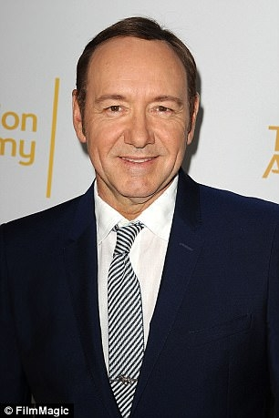 Treatment at sex addiction clinic attended by Kevin Spacey